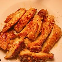 香煎奥尔良鸡胸肉