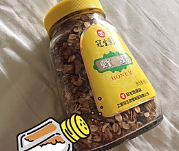 Granola·配料看心情·烤麦片的做法
