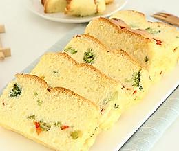 蔬菜海绵蛋糕 宝宝辅食微课堂的做法