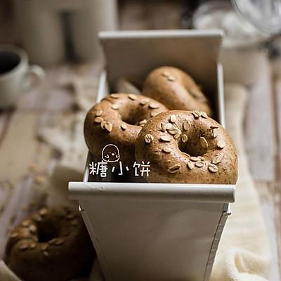 【杂谷物多麦贝果】