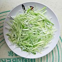 #餐桌上的春日限定#老北京人饭桌上少不了的京酱肉丝的做法图解3