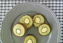 仿真猕猴桃黄油饼干的做法