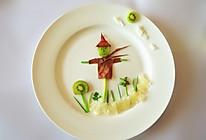 春天里- 食材创意摆盘的做法