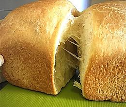 手工做面包之全麦吐司的做法