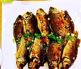 香煎小鱼的做法