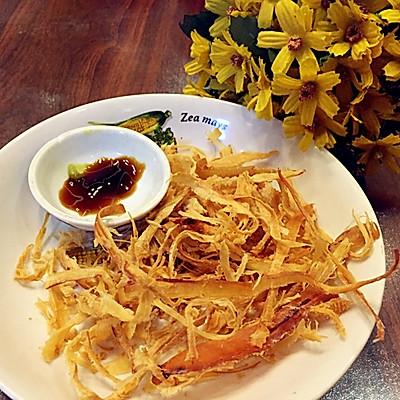 日本 清新小吃 烤鱿鱼丝 下酒菜