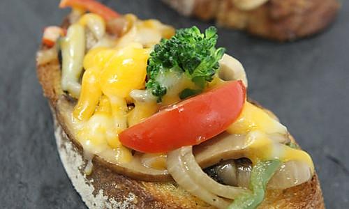 法式面包三文治的做法