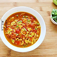 小番茄炒鸡蛋拌手擀面——秋风渐起,来一碗有温度的面的做法图解9