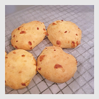 芝士麻薯面包