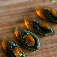 #一道菜表白豆果美食#平淡却惊喜连连的凉拌皮蛋的做法图解3