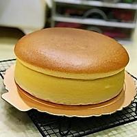 起司片棉花蛋糕 8吋無奶油、燙麵水浴烘烤(转载)的做法图解20