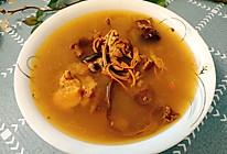 #我为奥运出食力#七彩菌菇鸡汤的做法