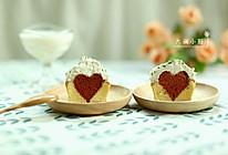 情人节甜品-简单爱蛋糕的做法