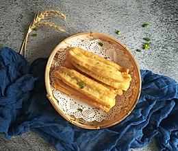 #父亲节,给老爸做道菜#葱香小油条的做法