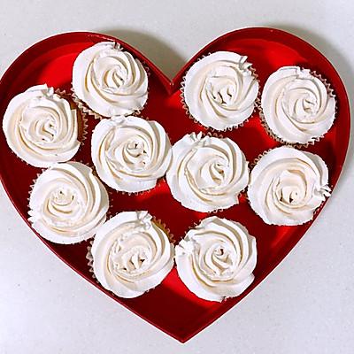 玫瑰花蛋糕礼盒的做法 步骤12