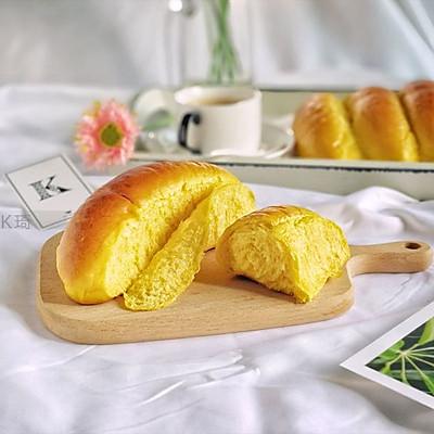 贝贝南瓜排包(中种发酵手揉版)