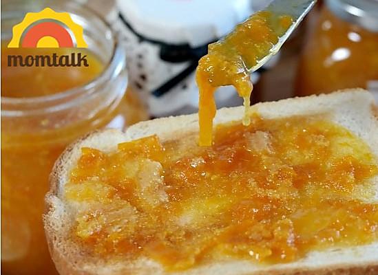 丰富维生素C橘子柠檬果酱!韩国妈妈的巧心之作!的做法
