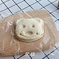 元气早餐:小熊三明治的做法图解7