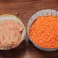 减脂健康菜:番茄玉米鸡肉丸子的做法图解2