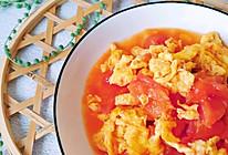#我们约饭吧#鸡蛋炒西红柿的做法