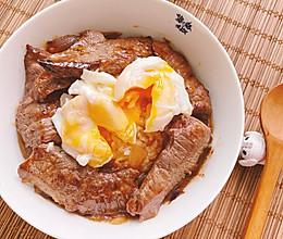 #夏日撩人滋味#日式肥牛盖饭的做法