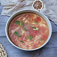 #相聚组个局#金针菇牛肉汤的做法图解10