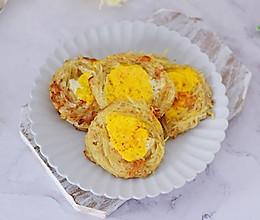 鸟巢土豆的做法