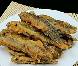 炸小酥鱼的做法