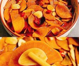 酸辣开胃,胜过一切榨菜的腌萝卜的做法