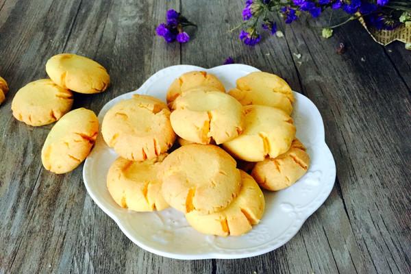 玛格丽特饼干#优思明恋恋冬日,我要稳稳的爱#的做法