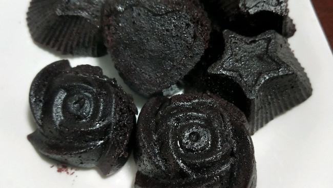 好吃不伤胃黑米糕的做法