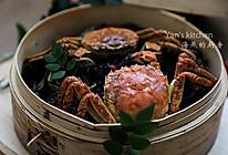秋天,大闸蟹最养生的做法,非它莫属!#资深营养师#的做法