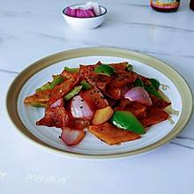 葱椒海鲜酱土豆