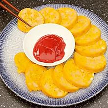 日式薯片厚蛋烧