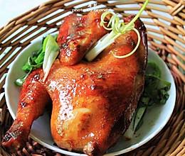 姜葱豉油鸡的做法