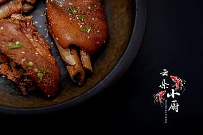 香辣烤猪手#膳魔师地方美食大赛(上海)