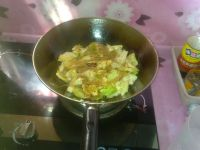 圆白菜炒粉条的做法图解10