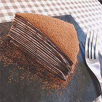 巧克力千层蛋糕(完胜awfully chocolate)的做法图解16