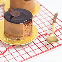 巧克力慕斯#美的烤箱菜谱#的做法图解24