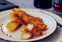 原味香煎龙利鱼#柏翠辅食节—营养佐餐#的做法