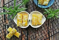 杏仁椰蓉酥条的做法