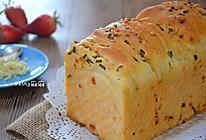 """【蒜香乳酪手撕面包】适合众人分享的""""咸鲜小吃""""的做法"""