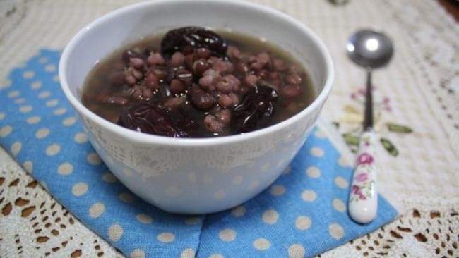 红豆薏米汤 的做法