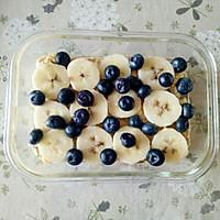 蓝莓香蕉烤燕麦的做法图解5