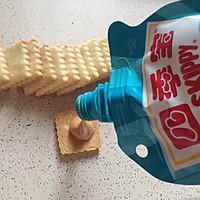 花生酱夹心饼干#趣味挤出来,及时享美味#的做法图解9