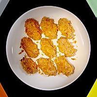 香辣鸡翅,劲脆酥香的做法图解6