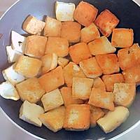 照烧豆腐的做法图解4
