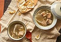 霸王花海底椰美容汤的做法