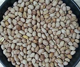香脆椒盐花生米的做法