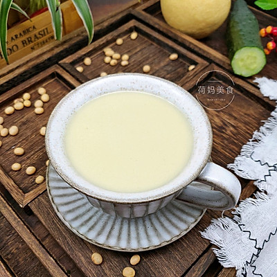黄瓜雪梨豆浆